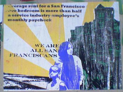 Average Rent in San Francisco
